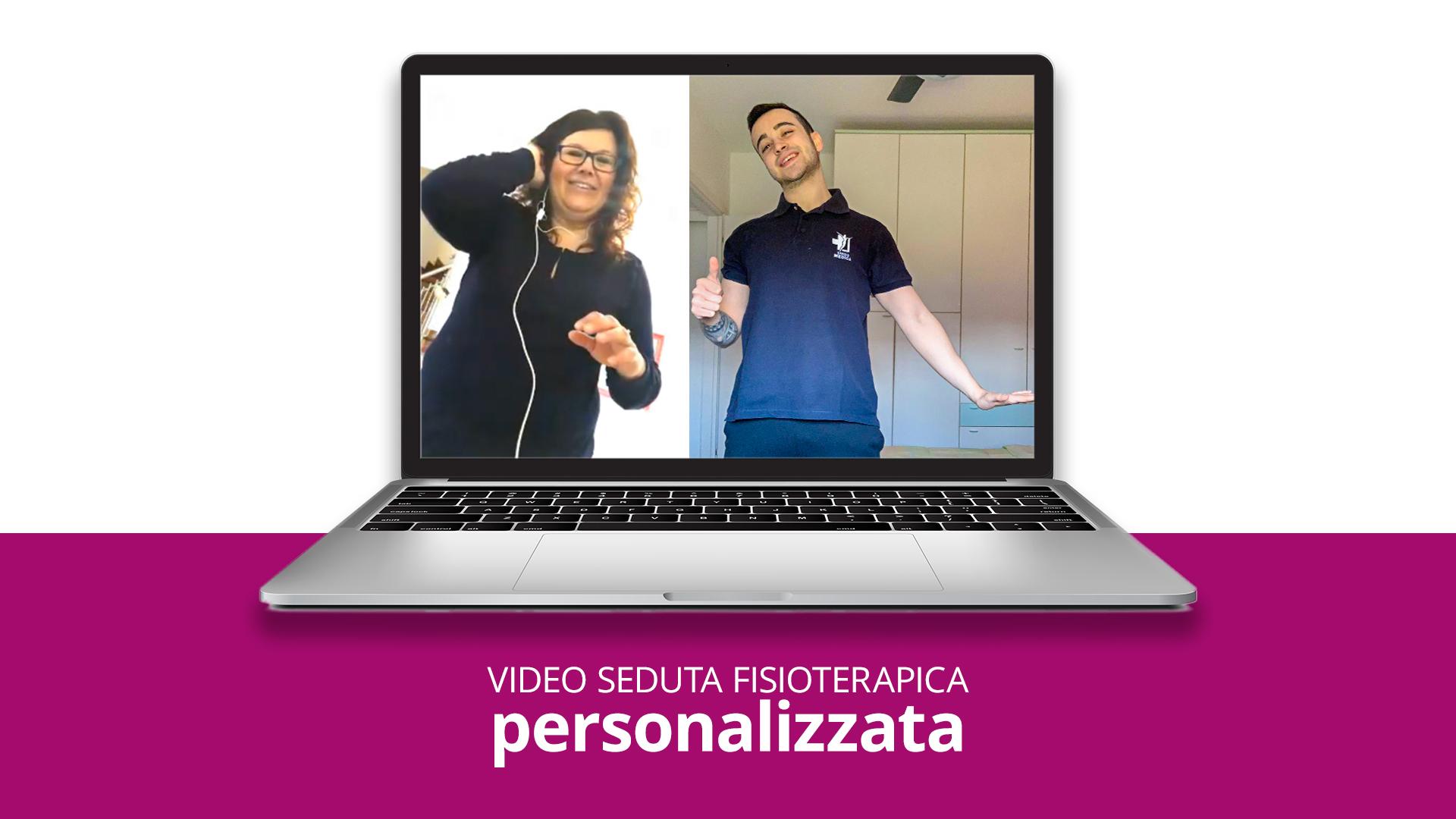 video seduta fisioterapica